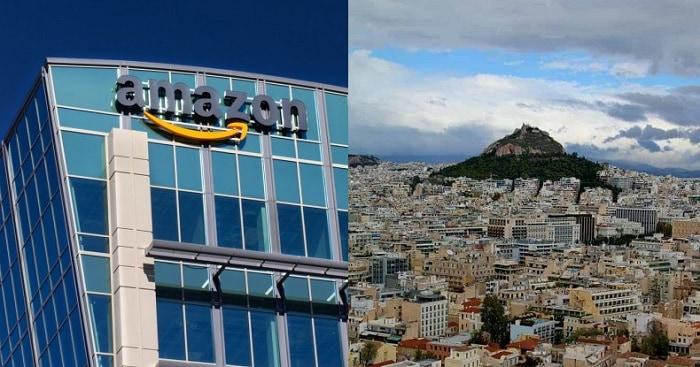 Η Amazon ιδρύει γραφείο στην Αθήνα – Νέα Εποχή Καινοτομίας στην Ελλάδα